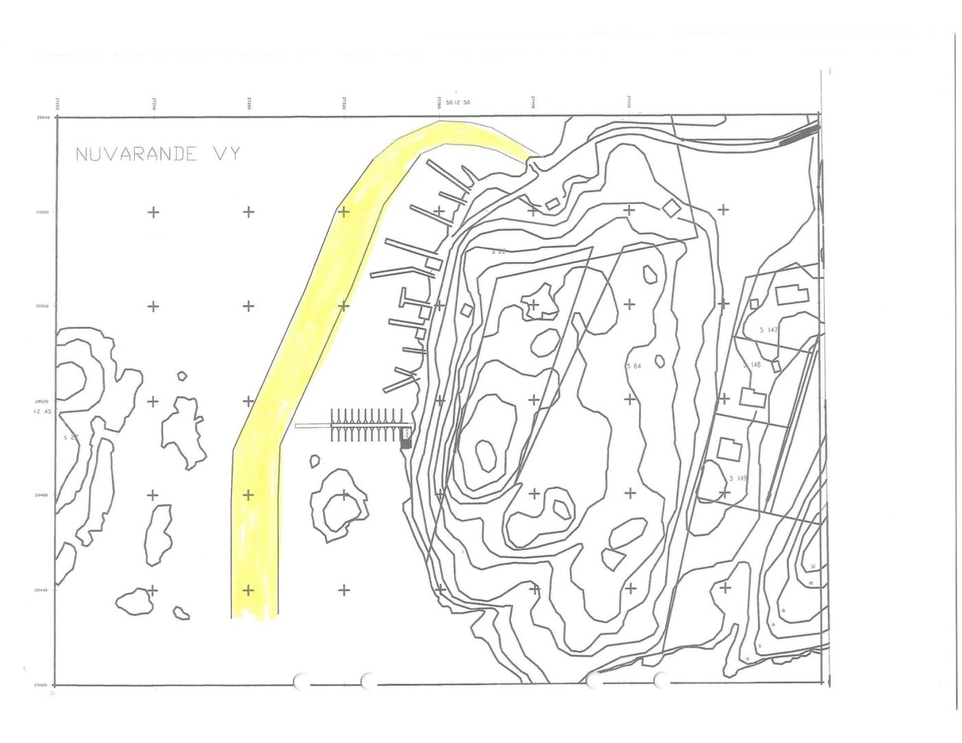 Motion angående muddring inom Lönndals småbåtshamn (2021) Claes Fris