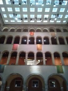 Ex Poste Centrali, Fondaco dei Tedeschi Shopping Centre, Progetto di Rem Koolhaas