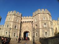 Windsor castle gate