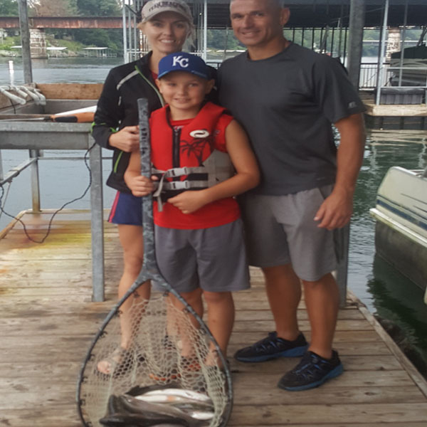 Lake Taneycomo Fishing Guide