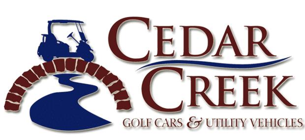 Cedar Creek Golf Cars Sales Rentals and Services