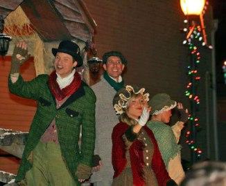 Adoration Parade