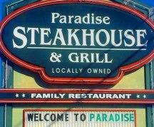 Paradise Steakhouse