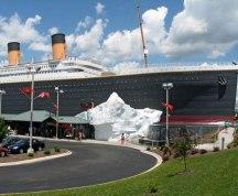 Branson Titanic