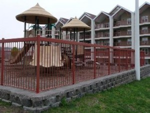 The Lodges at Table Rock Lake - community playground