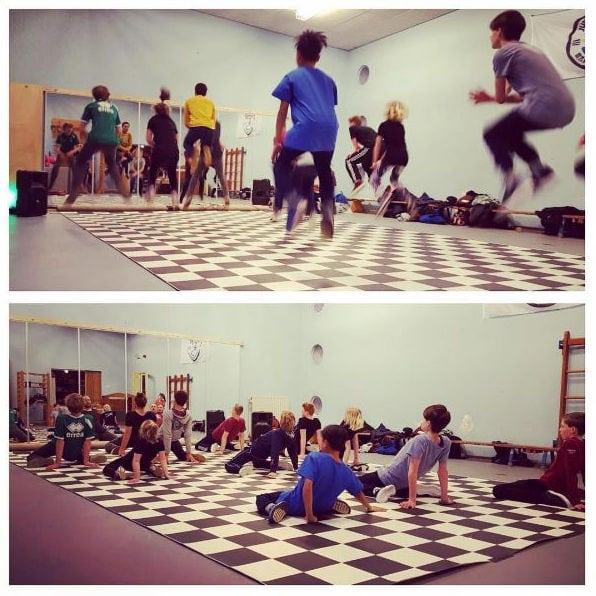 Breakdance lessen bij Bransz zijn een succes!