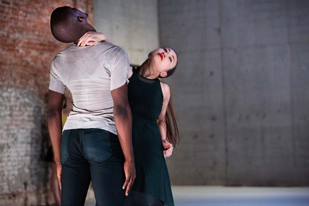 Dansvoorstelling HOME Connie Janssen Danst