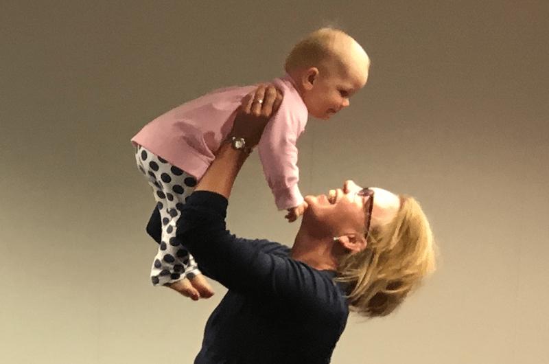Ouder & kind dansles bij Bransz