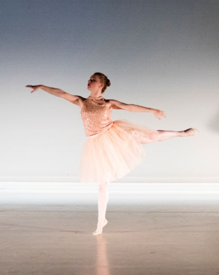 Klassiek ballet bij Bransz!
