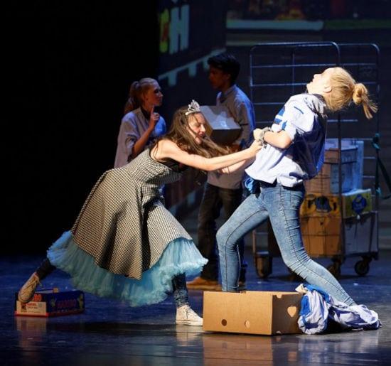 Nieuw dit seizoen: Theater lessen bij Bransz