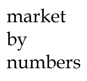 Market By Numbers logo