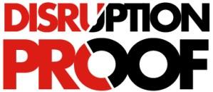 disruption proof logo