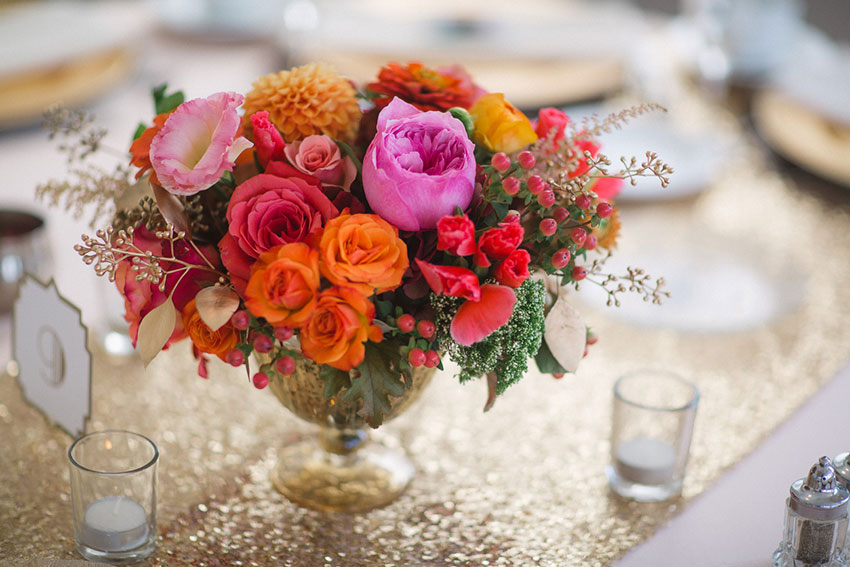 50th Wedding Anniversary Centerpiece Ideas For The Perfect