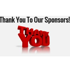 Thank you Sponsors 2016