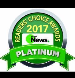 Platinum Award 2017