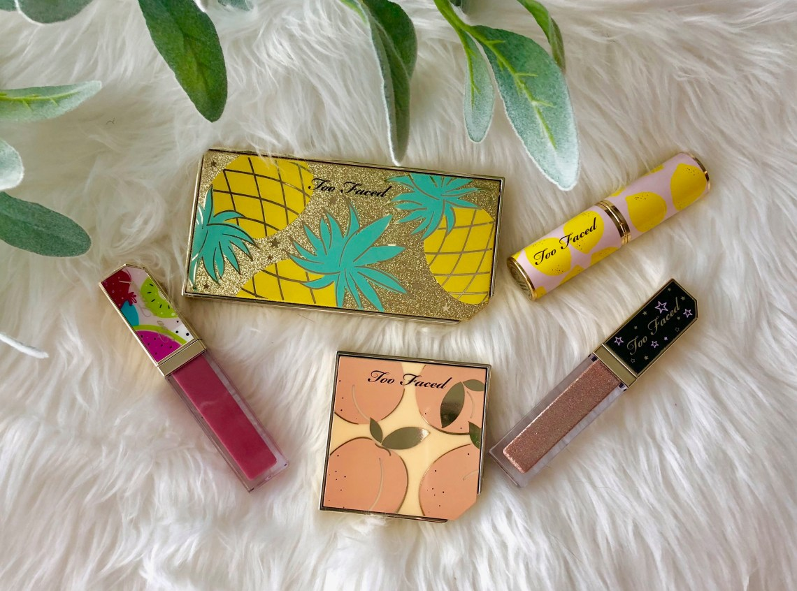 IMG 5022 - Too Faced - New Tutti Frutti Collection!