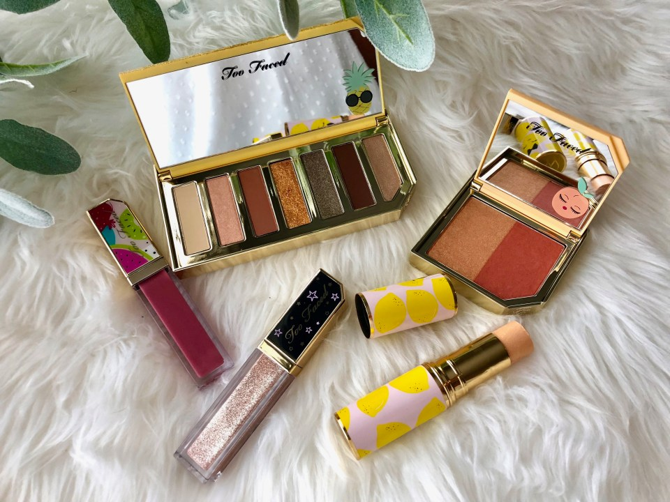 IMG 5025 1024x768 - Too Faced - New Tutti Frutti Collection!
