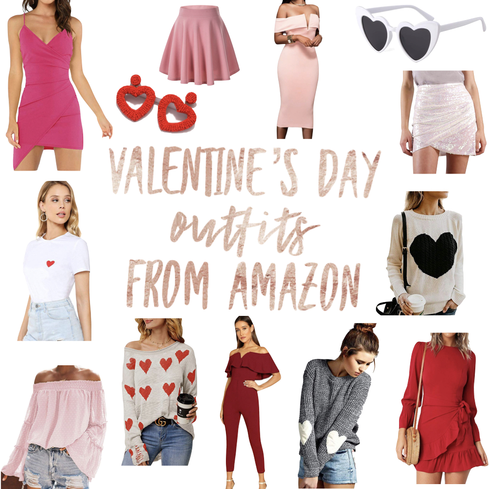 Vday.001 - Amazon Prime Valentine's Day Outfits