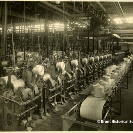 Brantford Cordage Company c. 1940