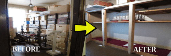 Creepy baby room