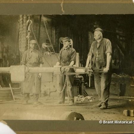 Waterous Plate Shop, c.1920s