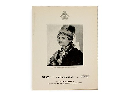 1852-Centennial-1952