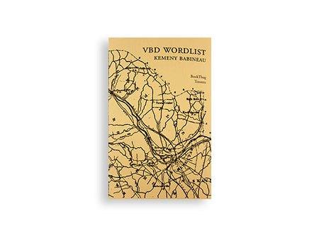 VBD Wordlist