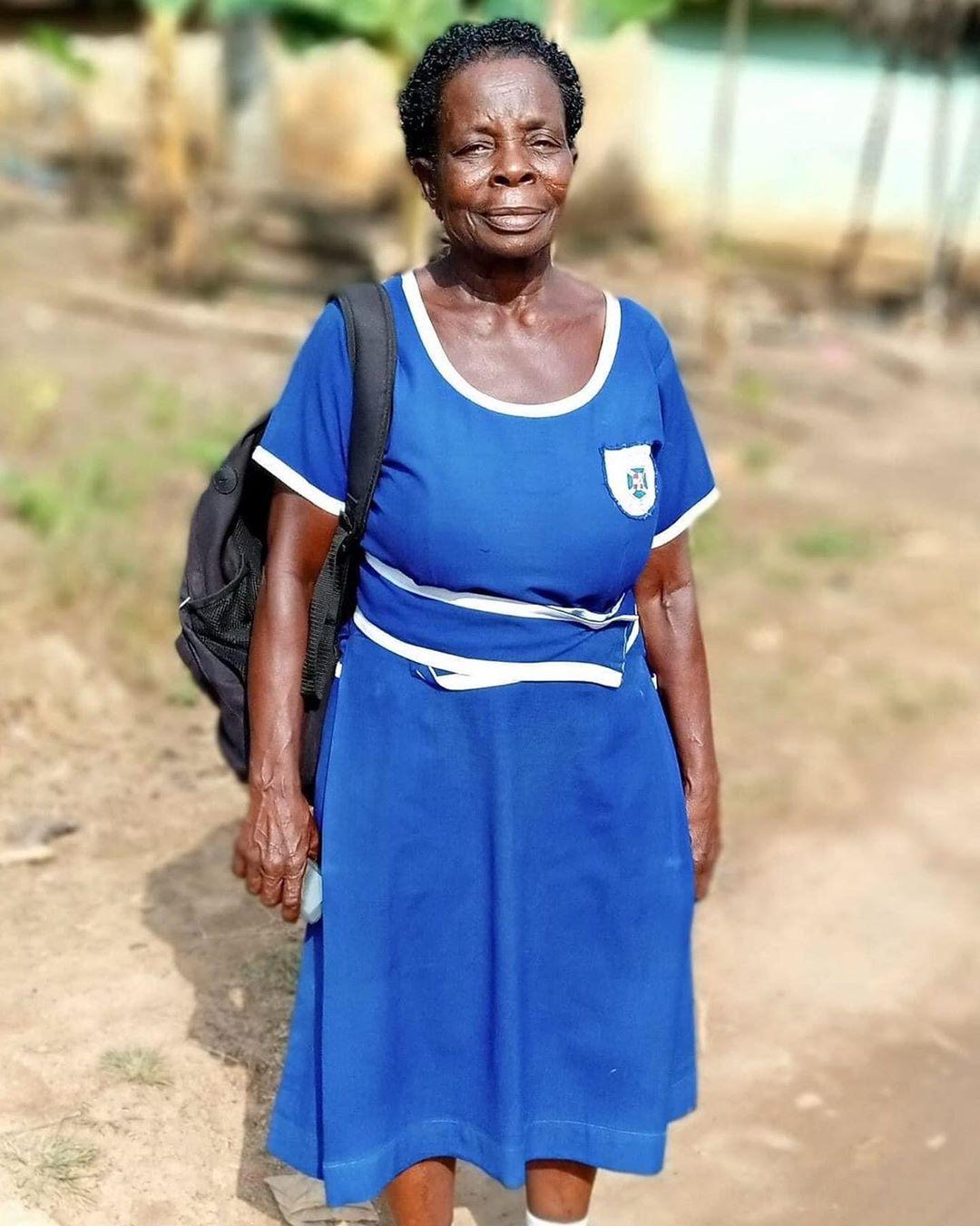 Ghana : une femme décroche son BEPC à 60 ans !