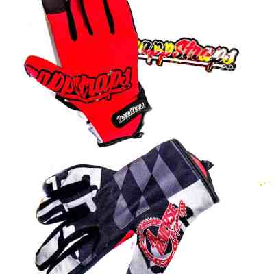 No Reverse MX gloves