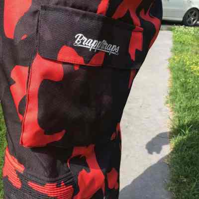Infrared Camp Pants