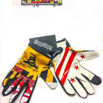 DMV MX gloves