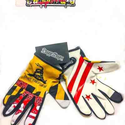 DMV MX gloves
