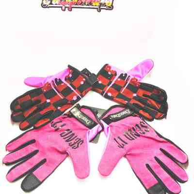 Highclasslowlife Checker MX Gloves