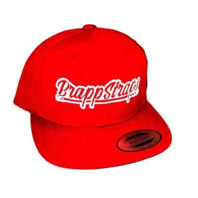 Brappstraps Red Hat