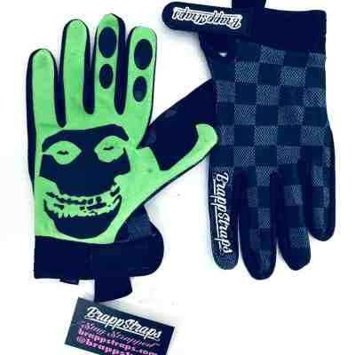 Zeitgeist Green MX Gloves