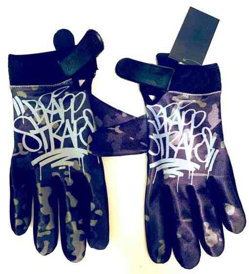 Silence is Golden MX Gloves