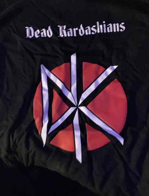 Dead Kardashians Tshirt by Brapp Straps