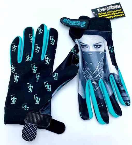 The Big Payback MX Glove by Brapp Straps