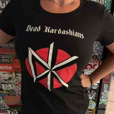 Dead Kardashians Women's Tshirt by Brapp Straps