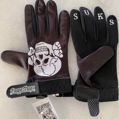 2020 Sucks MX Gloves by Brapp Straps