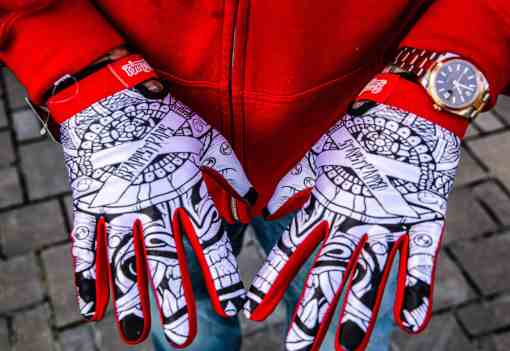 Samurai MX Glove by Brapp Straps