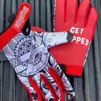 Samurai MX Glove by Brapp Straps