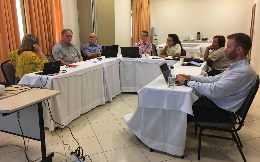 Encontro anual da ILEP no Brasil