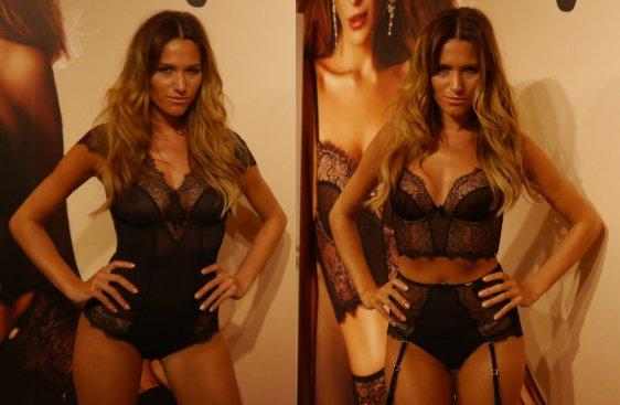 Gossard VIP Desire Body and Bustier in Black