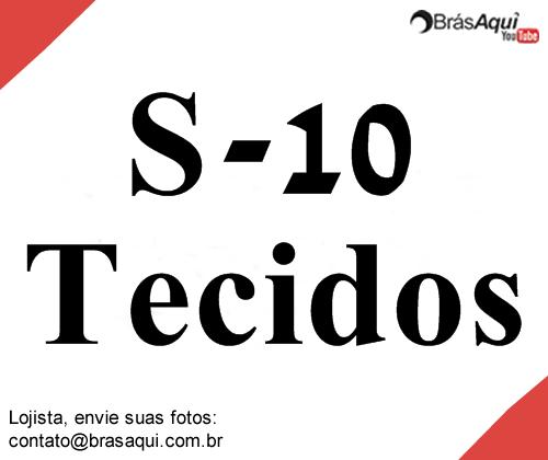 S-10 Tecidos