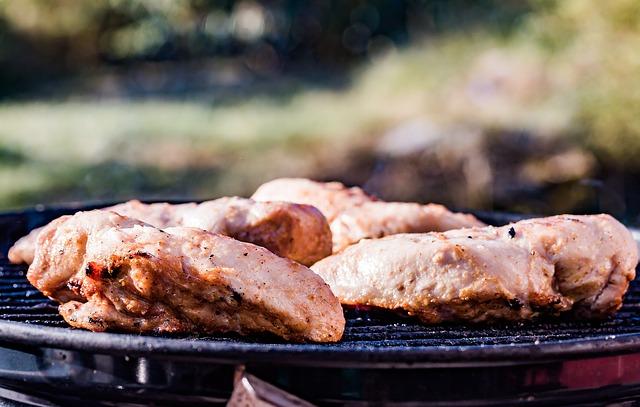 Receta para preparar un pollo sabroso a la parrilla