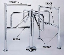 TURNSTILE PIC WITH PART NO.