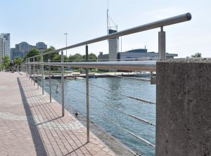 Stainless Steel Cable Railings