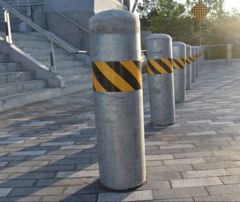 Galvanized Steel Bollards