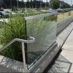 Outdoor Glass Guardrails